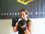 Linda Professional Boxer